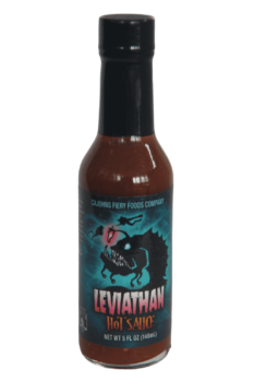 CaJohn's Leviathan Hot Sauce 148ml