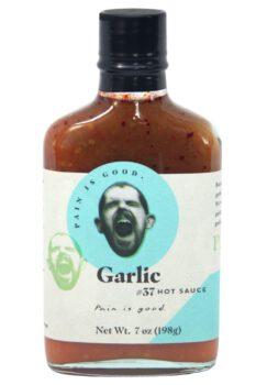 Pain is Good Batch #37 Garlic Style Hot Sauce 210g