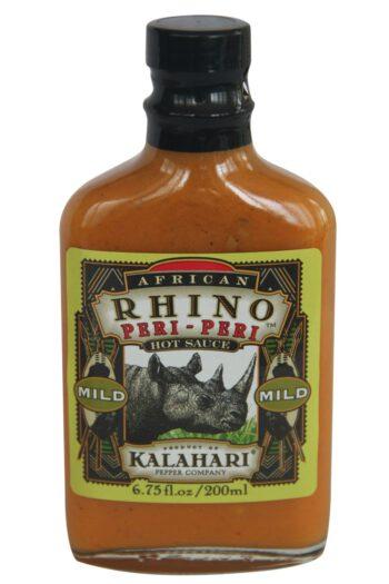 African Rhino Peri-Peri Mild Sauce 200ml