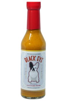 Black Eye Premium Scotch Bonnet Mustard 237ml