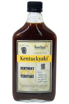 Bourbon Barrel Kentuckyaki Kentucky Style Teriyaki Sauce 375ml