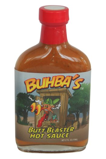 Buhba's Butt Blaster X-Hot Sauce 170ml