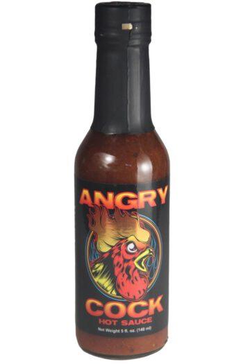 CaJohn's Angry Cock Hot Sauce 148ml