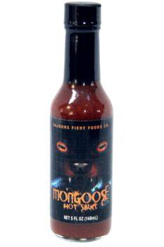 CaJohn's Mongoose Hot Sauce 148ml