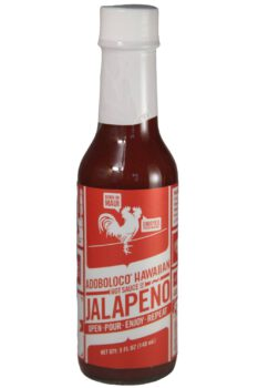 Adoboloco Jalapeno Hot Sauce 165ml