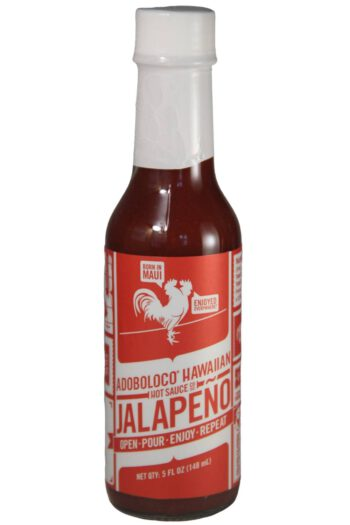 Adoboloco Jalapeno Hot Sauce 165ml