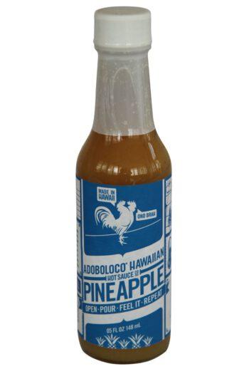Adoboloco Pineapple Habanero Hot Sauce 165ml