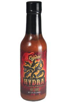 Rising Smoke Sauceworks Fire Starter Hot Sauce 148ml