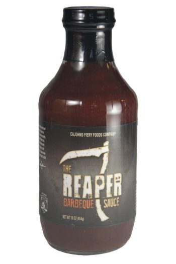 CaJohn's The Reaper Barbeque Sauce 454g