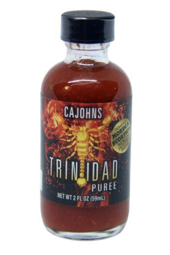 CaJohn's Trinidad Moruga Scorpion Puree 59ml