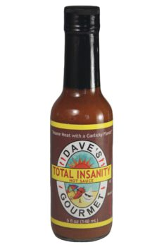 Dave's Gourmet Total Insanity Hot Sauce 142g