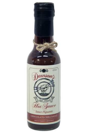 Dawson's Chocolate Chili Hot Sauce 155ml