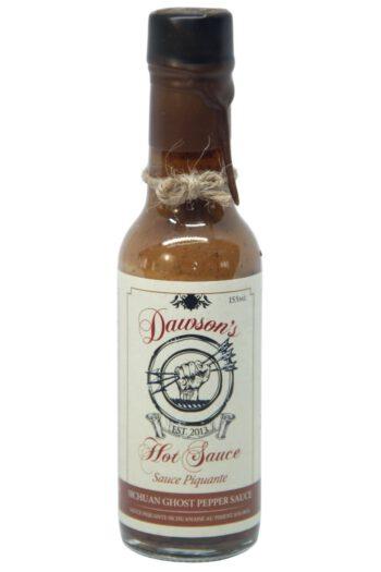 Dawson's Sichuan Ghost Pepper Sauce 155ml
