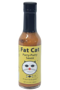 Fat Cat Purry-Purry Hot Sauce 148ml