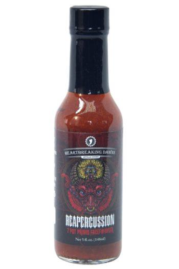 Heartbreaking Dawn's Reapercussion 7-Pot Primo Hot Sauce 148ml