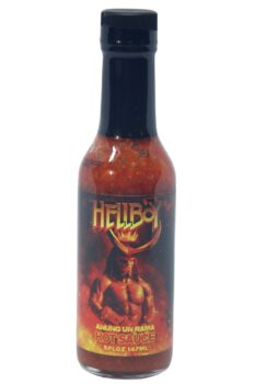 Hellboy Anung Un Rama Hot Sauce 147ml
