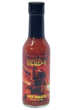 Hellboy Legendary AF Hot Sauce 147ml