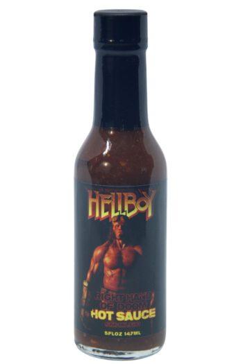 Hellboy Right Hand of Doom Hot Sauce 147ml