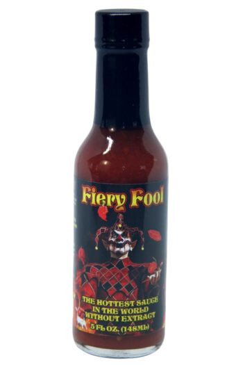 Hellfire Fiery Fool Hot Sauce 148ml