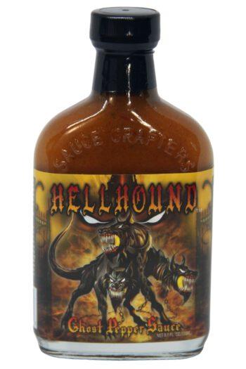 Hellhound Ghost Pepper Sauce 170ml