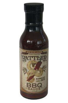 High River Sauces Rattler BBQ Sauce 355ml