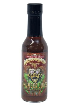 High River Sauces Thunder Juice Tequila Infused Hot Sauce 148ml