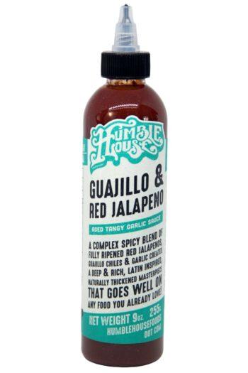 Humble House Guajillo & Red Jalapeno Hot Sauce 255g