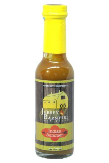 Jersey Barnfire Indian Summer Hot Sauce 148ml