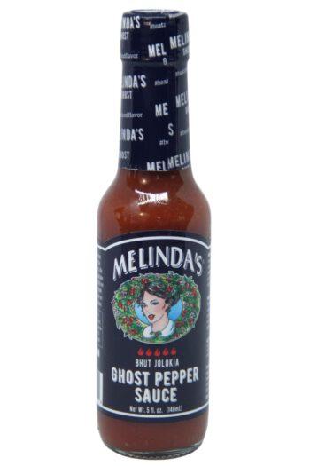 Melinda's Bhut Jolokia Ghost Pepper Sauce 148ml