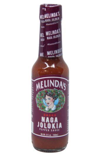 Melinda's Naga Jolokia Pepper Sauce 148ml