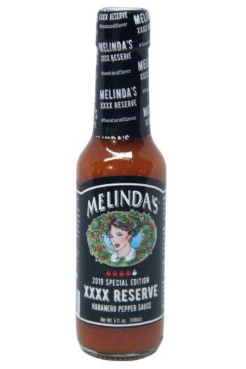 Melinda's XXXXtra Hot Reserve Habanero Hot Sauce 148ml