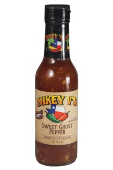 Mikey V's I Love Taco Sauce So Much Hot Sauce 148ml