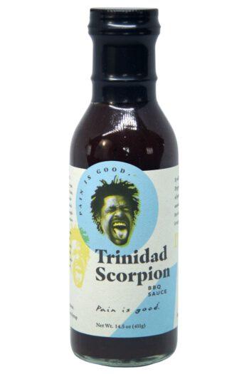 Pain is Good Trinidad Scorpion BBQ Sauce 411g