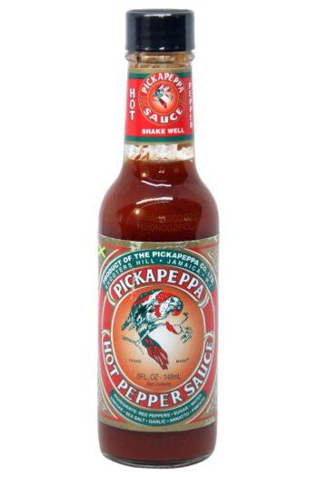 Pickapeppa Hot Red Pepper Sauce 148ml