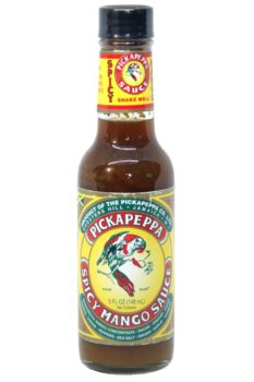 Pickapeppa Spicy Mango Sauce 148ml