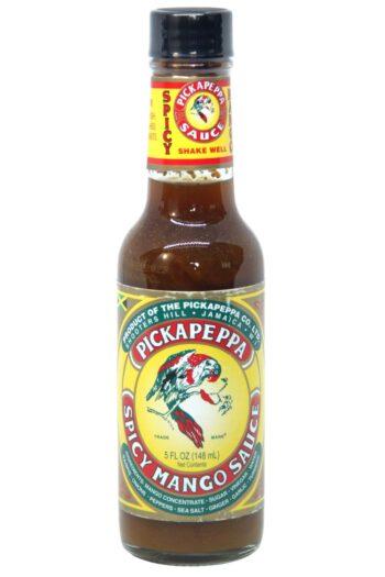 Pickapeppa Spicy Mango Sauce 148ml