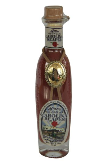 Pure Carolina Reaper Gourmet Pepper Sauce 111ml