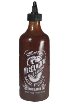Ring of Fire Mezclajete Especial Salsa Picante Hot Sauce 510g