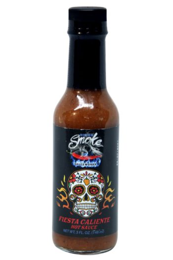 Rising Smoke Sauceworks Fiesta Caliente Hot Sauce 148ml