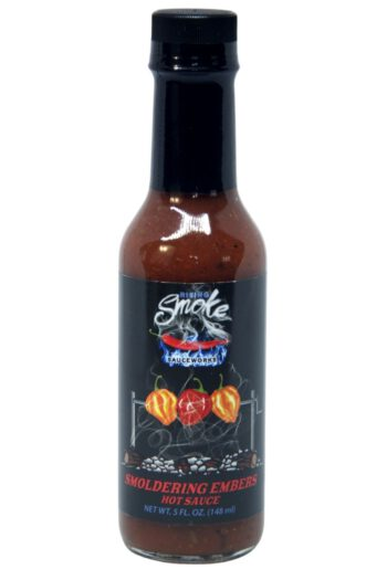 Rising Smoke Sauceworks Smoldering Embers Hot Sauce 148ml
