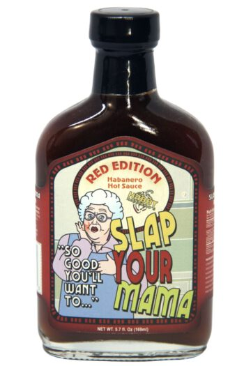 Slap Your Mama Hot Sauce Red Edition 169ml