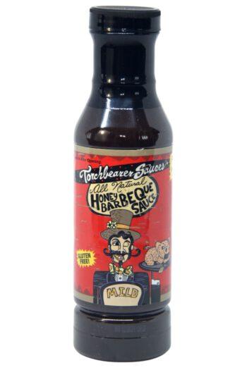 Torchbearer Honey Barbeque Sauce 355ml