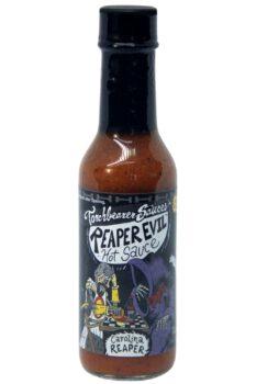 Torchbearer Reaper Evil Hot Sauce 148ml