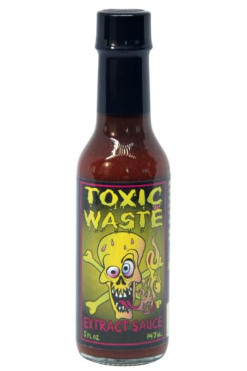 Toxic Waste Extract Hot Sauce 147ml