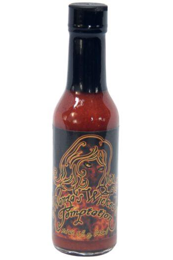 Wanza's Wicked Temptation Hot Sauce 148ml