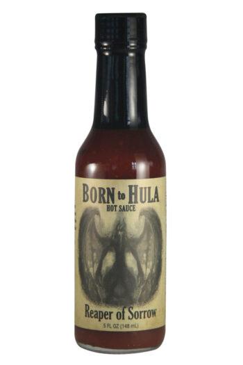 Born to Hula Reaper of Sorrow Hot Sauce 148ml