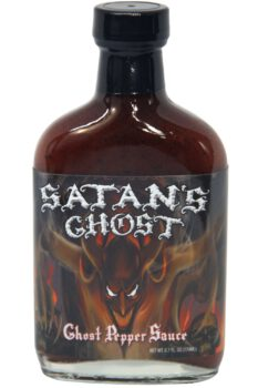Satan's Rage Pepper Sauce 170ml