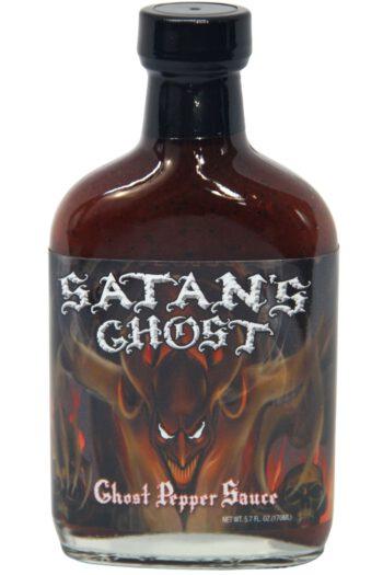 Satan's Ghost Pepper Sauce 170ml