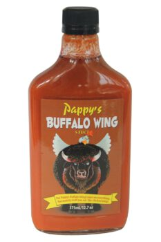 Pappy's Buffalo Wing Sauce 375ml
