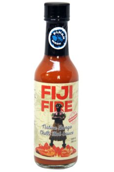 Fiji Fire Native Bongo Chilli Hot Sauce 148ml